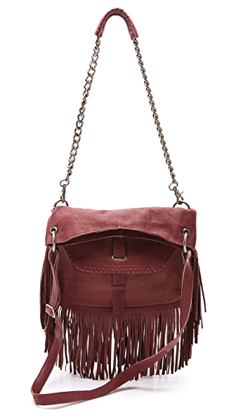 ONE by Cut N' Paste Lia Fringe Tote