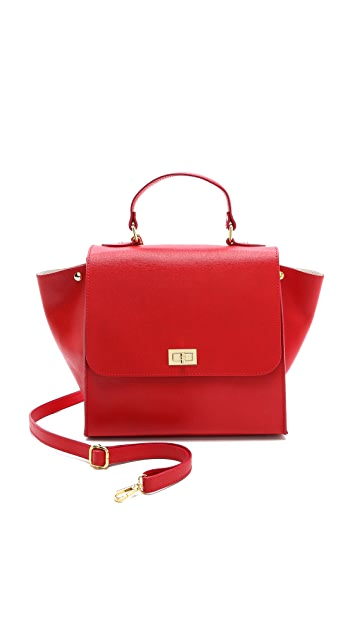 ONE by Michaella Barri Collection Classic Satchel