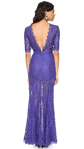ONE by Femme D'armes Bailey Gown