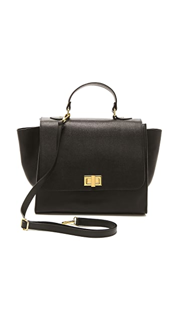 ONE by Michaella Barri Collection Large Classic Satchel