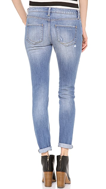 ONE by Paper Denim and Cloth FLX Ankle Skinny Jeans