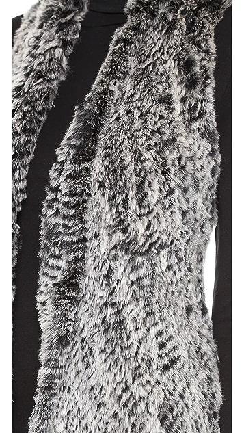 ONE by Elliatt Sandstorm Fur Vest