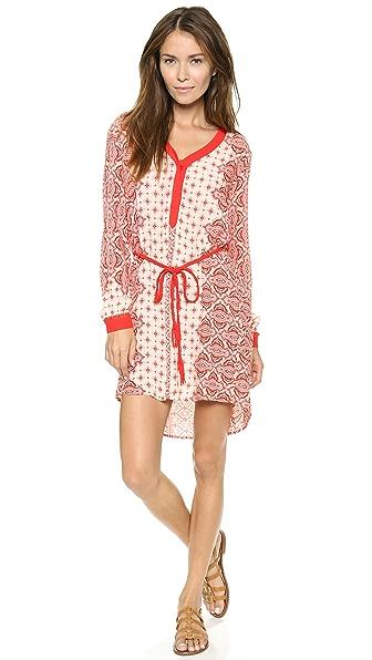 ONE by Gypsy 05 Casablanca Long Sleeve Tunic Dress