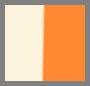 Natural/Neon Orange