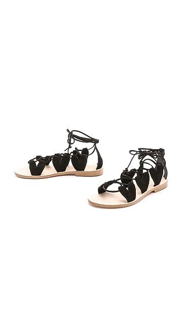 ONE by Cornetti Innamorati Heart Gladiator Sandals