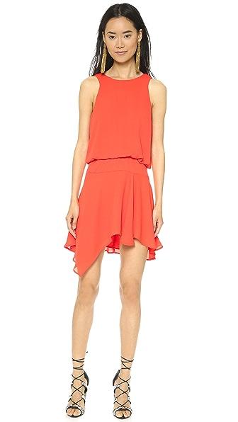 ONE by krisa Maison Asymmetrical Mini Dress