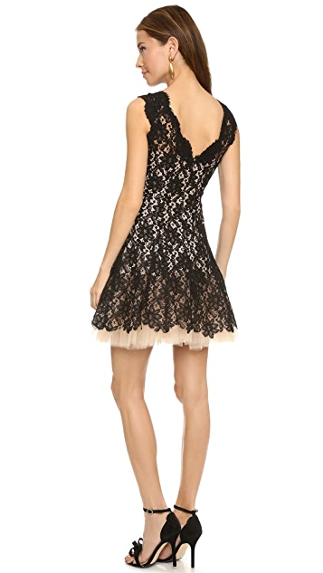 ONE by Nha Khanh Milace Lace Dress