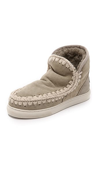 ONE by Mou Eskimo Sneaker Booties