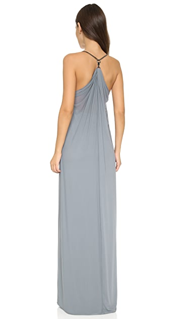 ONE by Chris Gramer Genevieve Drape Gown