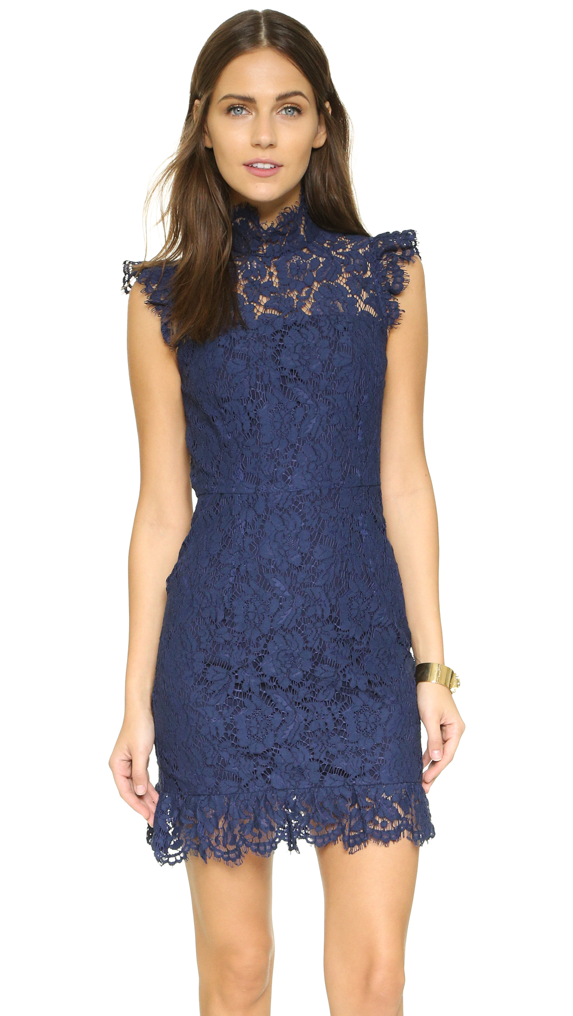 ONE by Into the Night Dress - Navy