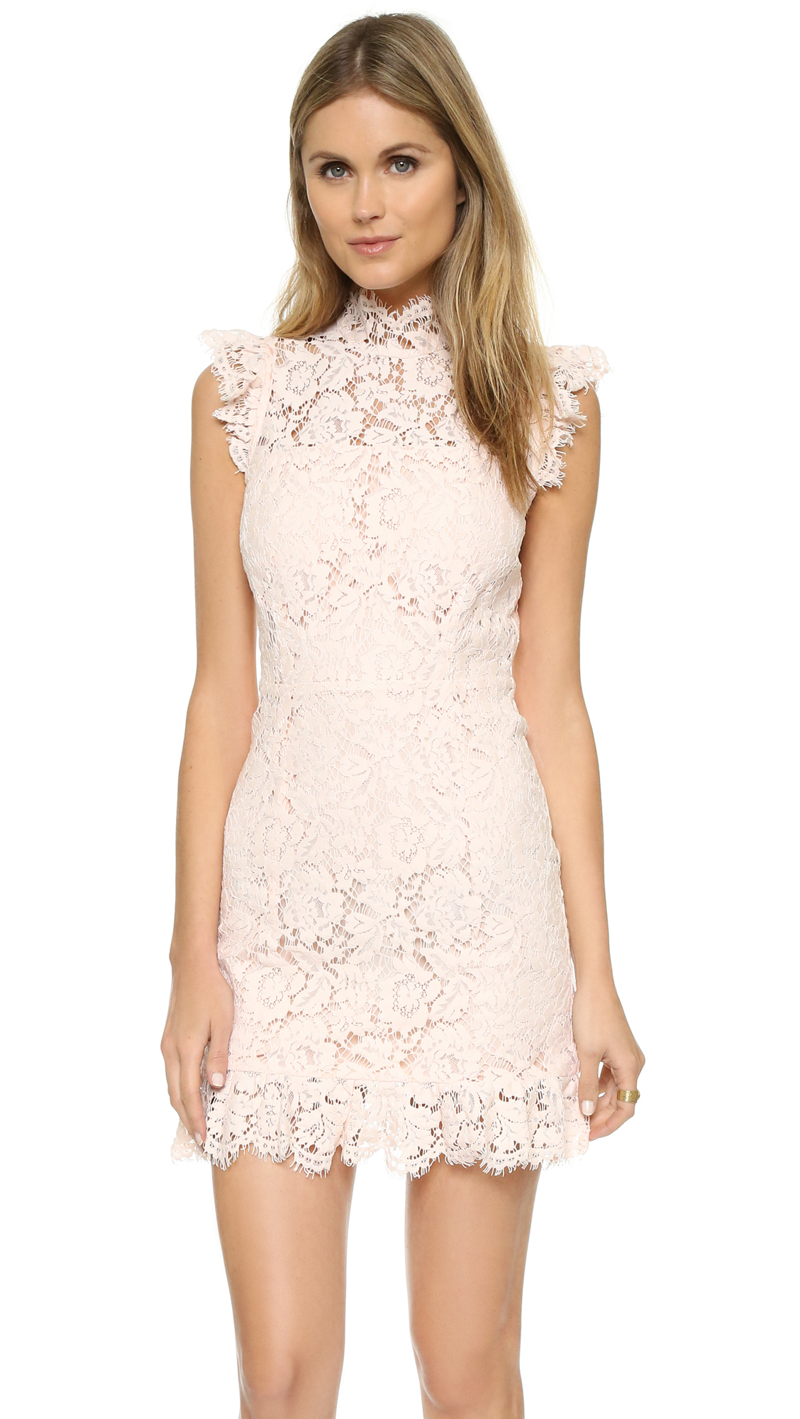 ONE by Into the Night Dress In Blush