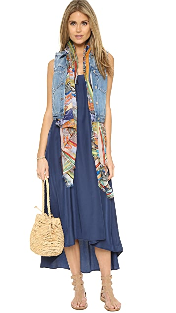 ONE by Pink Stitch Willow Maxi Dress