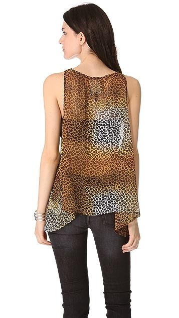 One Teaspoon Cheetah Top