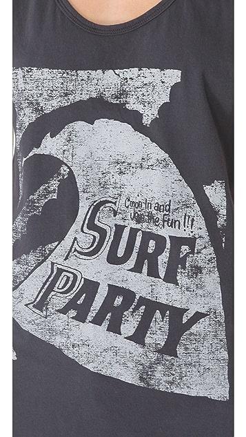 One Teaspoon Surf Party Vintage Tank