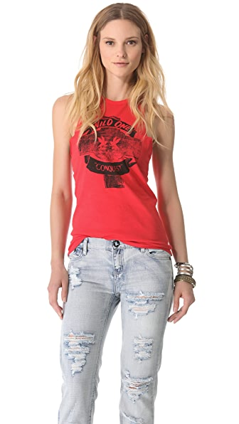 One Teaspoon Wild One Ryder Tank