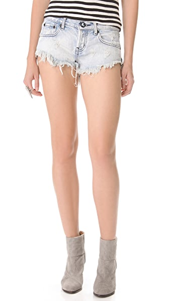 One Teaspoon Clothing Usa One Teaspoon Bonitas Shorts
