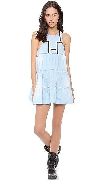 One Teaspoon Luxe Poppy Dress