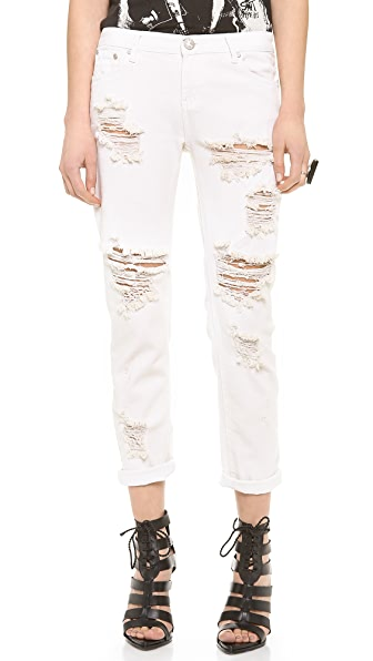 One Teaspoon Pure Awesome Baggy Jeans
