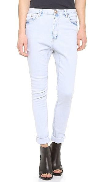 One Teaspoon Lover Runaway Jeans