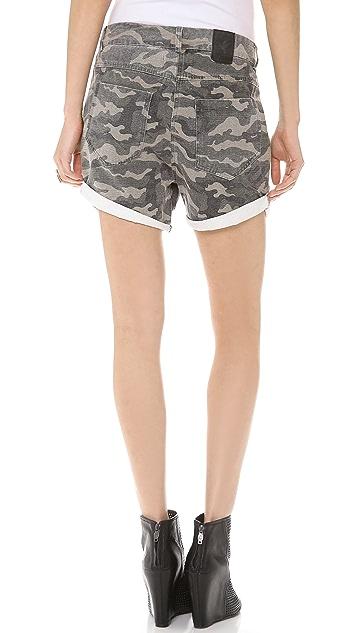 One Teaspoon Magnolia Military Shorts