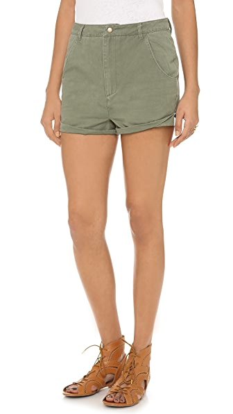 One Teaspoon Captain Wilde Shorts