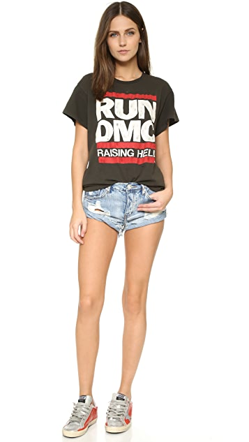 One Teaspoon Hendrix Bandit Shorts