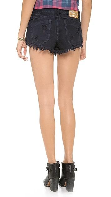 One Teaspoon London Shorts