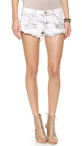 One Teaspoon Minnie Shorts