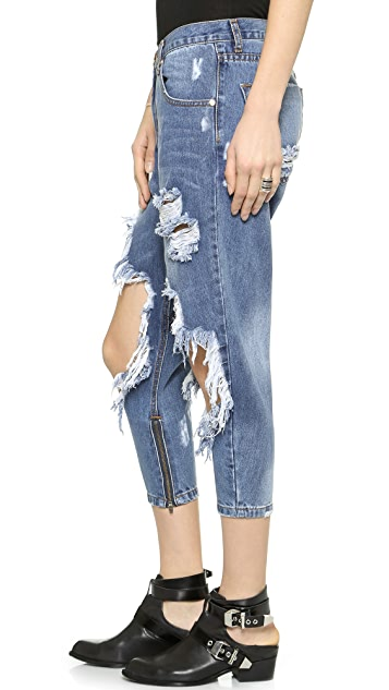 One Teaspoon Ford King Pin Jeans