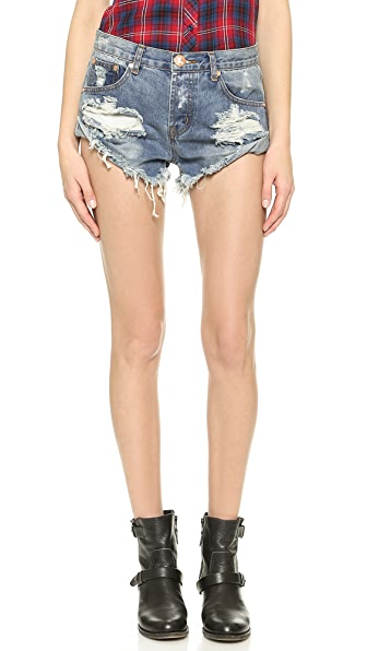 One Teaspoon Ford Bandit Jeans
