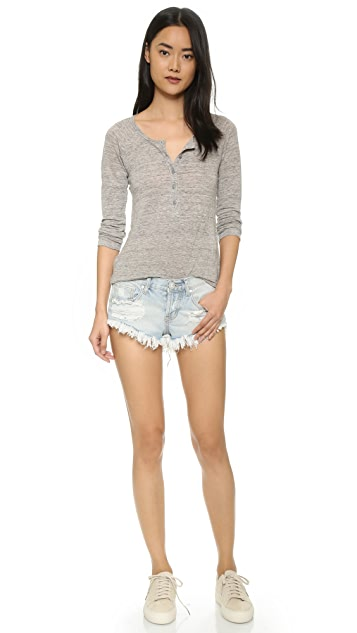 One Teaspoon Wilde Bonitas Shorts