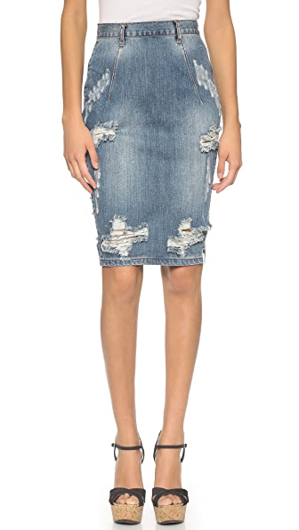 One Teaspoon Dusty Freelove Skirt