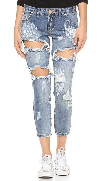 One Teaspoon Ford Freebirds Jeans