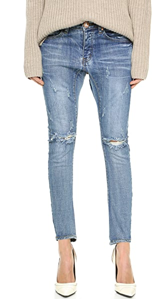 One Teaspoon Desperado Jeans - Pure Blue
