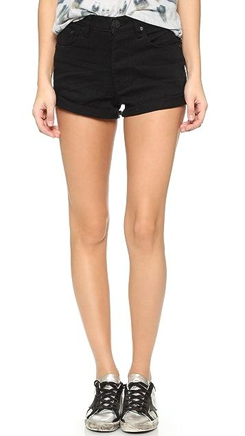 One Teaspoon Harlet High Waisted Shorts