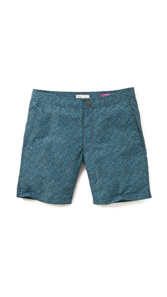 Onia Liberty Print Calder Trunks