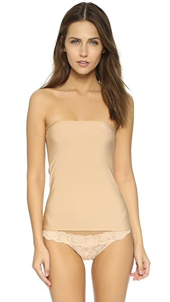 Only Hearts Second Skins Tube Top - Nude