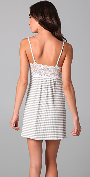 Only Hearts Poor Boy Rib Chemise