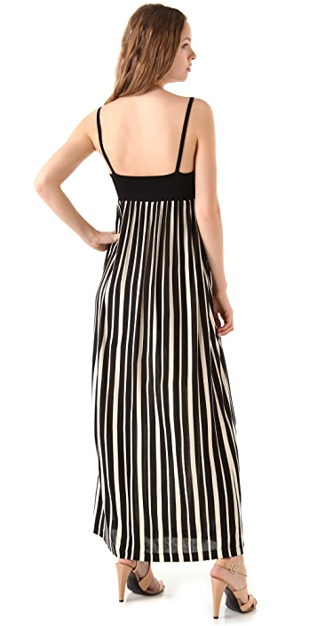 Only Hearts Vertical Striped Sundress