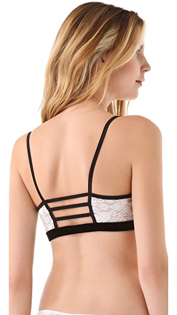 Only Hearts Sara's Lace Bralette