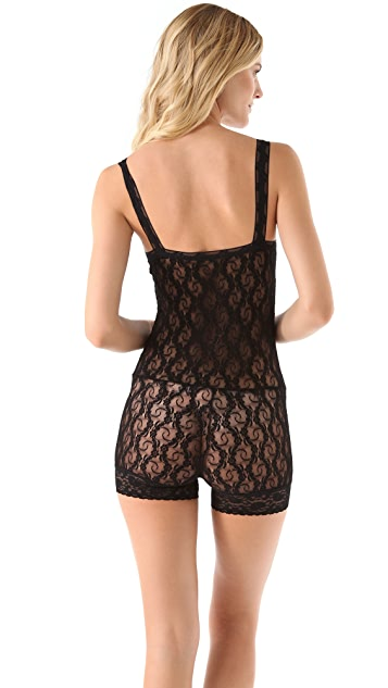 Only Hearts Stretch Lace Bodysuit