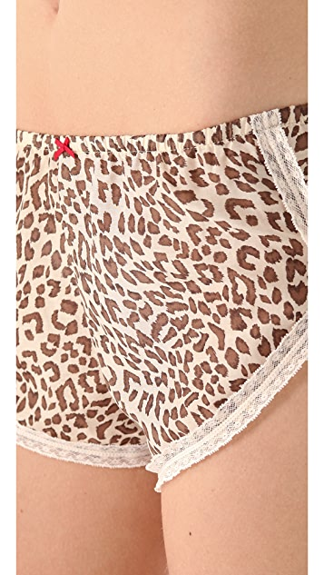 Only Hearts Tulip Boxer Shorts
