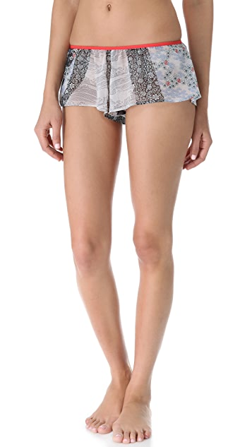 Only Hearts Paper Moon Tap Shorts