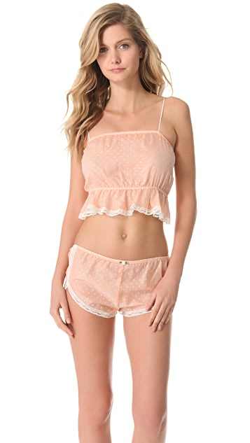 Only Hearts Love the One You're With Petal Camisole