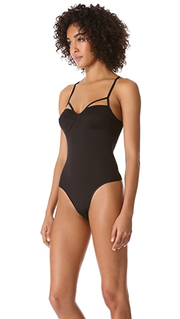Only Hearts Whisper Sweet Nothings Thong Bodysuit