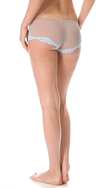 Only Hearts Tulle with Lace Boy Brief