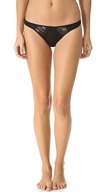 Only Hearts Featherweight Essentials Thong