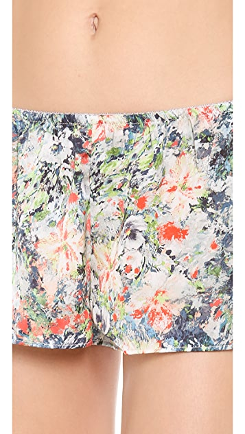 Only Hearts Coral Reef Sleep Shorts