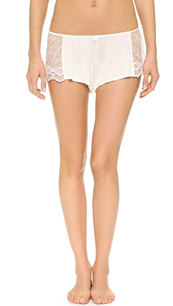Only Hearts Venice Hipster with Lace Insets
