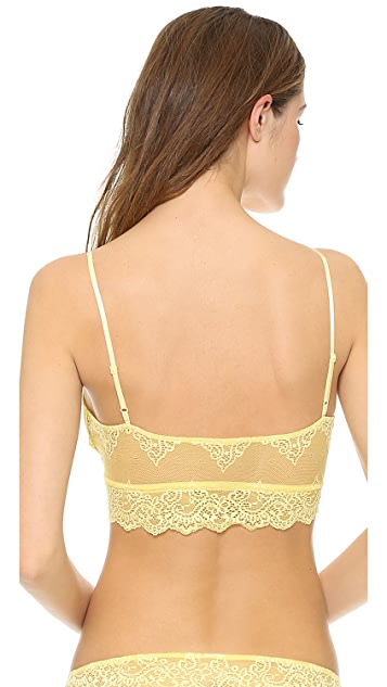 Only Hearts So Fine Bralette with Lace